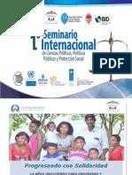 Conferencia «La protección social en República Dominicana