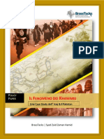 Policy Paper on Khawarij - Italian
