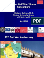 "PPT-""Boston Gulf War Illness Consortium"" by Dr. Kimberly Sullivan"