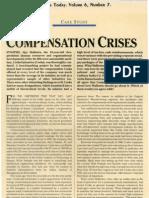 18 Compensation Crises