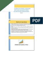 Capitulo 7 Analisis Estados de Fuentes y Usos, Analisis Flujos de Efectivo y Planeación Financiera (1)