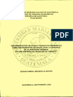 Formatos Especificos Para Auditoria Interna Empresa Tarjetas de Credito