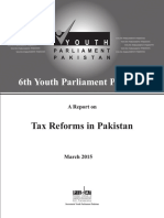Tax Reforms March-2015