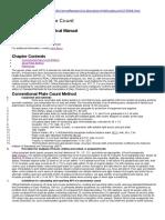 Testes de Microbiologia- BAM - FDA