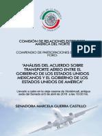 Foro Acuerdo bilateral Aéreo