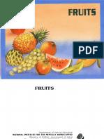 Fruits Concept