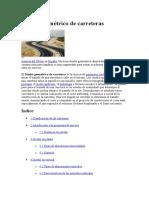 Diseño Firme Carreteras
