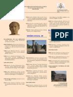 XXV Conventiculum Philologiae Classicae. Programmatis praeconium.