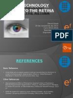 Nanotech Retina