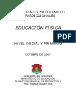Aprendizajes Prioritarios - Inicial y Primaria