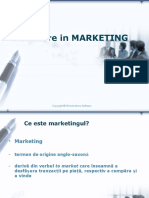1 Introducere in MARKETING