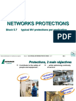 Mv Main Types of Protections