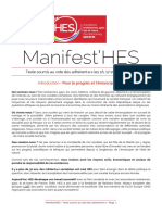 Manifest'HES