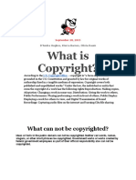 copyright newsletter