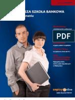 Informator 2010 - Studia podyplomowe - Wyższa Szkoła Bankowa w Poznaniu