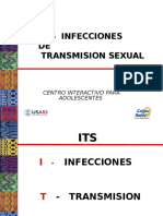 Infecciones de Transmisiòn Sexual