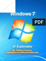 Guia Practica de Windows Parte II - Explorador 2016