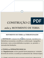 Const. Civil I. Aula 5 - Mov.  Terra.pdf