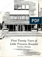 First Twenty Years of Little Traverse Hospital