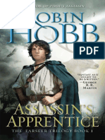 50-Page Friday - Assassin's Apprentice