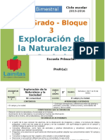 Plan 2do Grado - Bloque 3 Exploración de la Naturaleza.doc