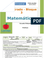 Plan 2do Grado - Bloque 3 Matemáticas.doc