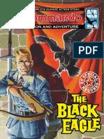 Commando 4885 - The Black Eagle