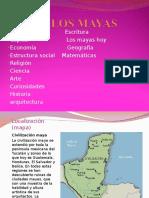 LOS MAYAS (1)