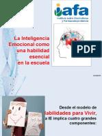 INTELIGENIA EMOCIONAL PARA AMES 2015.pptx