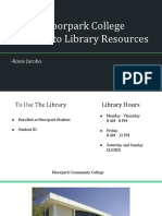 key to library resources
