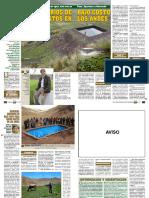 Microreservorios de Bajo Costo