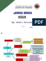 FMH QM 2010 Clase 2 Agua y Soluciones