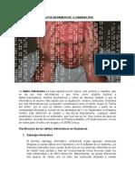 Delitos Informáticos o Ciberdelitos
