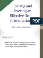 oral presentation skills buscom