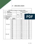 FPV TX Manual
