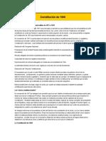 Constitución de 1980 Chile