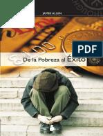 Allen, James - De La Pobreza Al Exito
