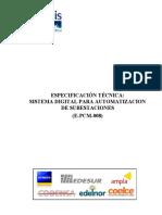 Sisetma Digital Subestaciones