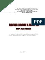 Instructivo Para Realizar TG UNEXPO (1)