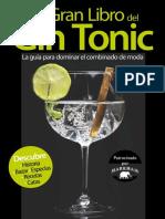 El Gran Libro del Gin Tonic – La guía para dominar el combinado de moda