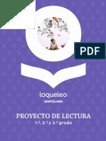 Gandolfi Proyecto Lector Primer Ciclo Loqueleo