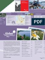 Urlaubsmagazin und Gastgeberverzeichnis Malente 2010