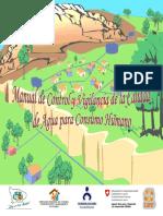 Manual de Vigilancia de Agua Para Consumo Humano