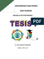 Manual de Tesis I Postgrado USP 2016