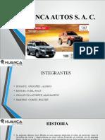 HUANCA AUTOS EXPOSICION.ppt