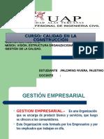 Expos. Fausto Calidad