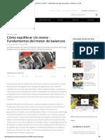 Cómo equilibrar Un motor - Fundamentos del motor de equilibrio - Revista Car Craft.pdf