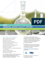 PHILADELPHIA 2014 DRINKING WATER QUALITY REPORT