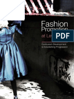 SEC Fashion Promotion for L3 Students - Final Report