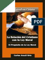 La Relacion Del Cristiano Con La Ley Moral Libro